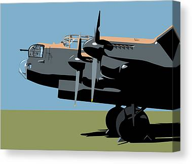 Avro Canvas Prints