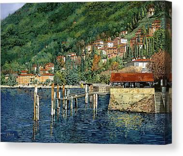 Harbours Canvas Prints