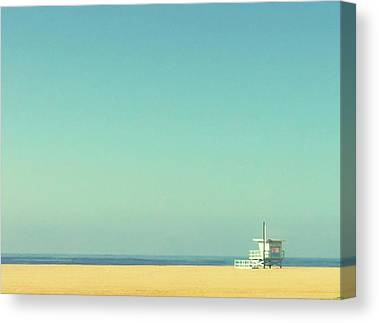 Lifeguard Canvas Prints