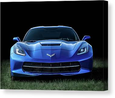 Horsepower Canvas Prints