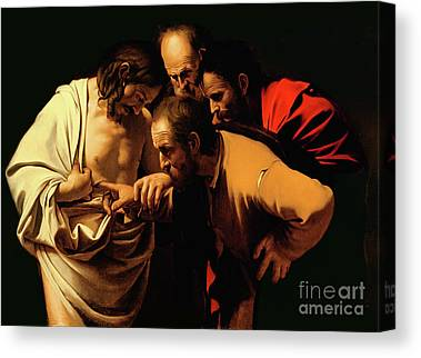 Caravaggio Canvas Prints