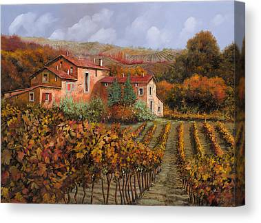 Wine Country Canvas Prints