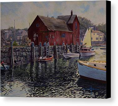 Maine Coast Paintings Limited Time Promotions