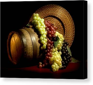 Winemaking Canvas Prints