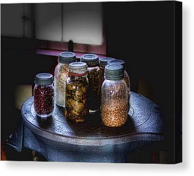 Canning Canvas Prints