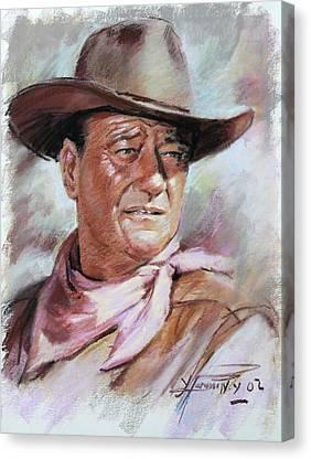 Cowboy Canvas Prints