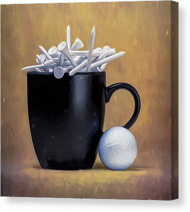 Tea Ball Canvas Prints