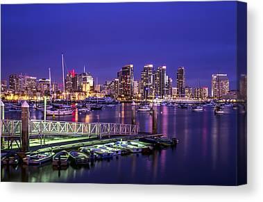 San Diego Canvas Prints