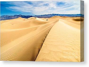 Dunes Canvas Prints