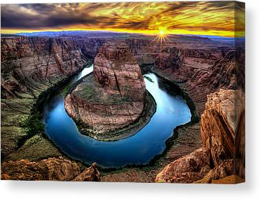 Lake Powell Canvas Prints