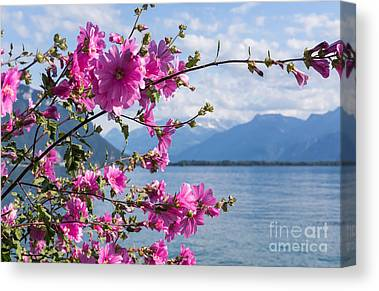 Lake Geneva Canvas Prints