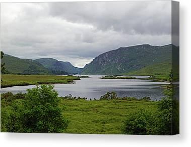 Ireland Landscapes Canvas Prints