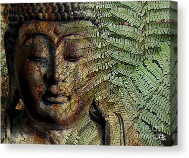 Buddhism Canvas Prints