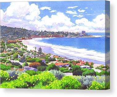 Landscapes Canvas Prints
