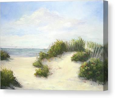 Sand Dune Canvas Prints