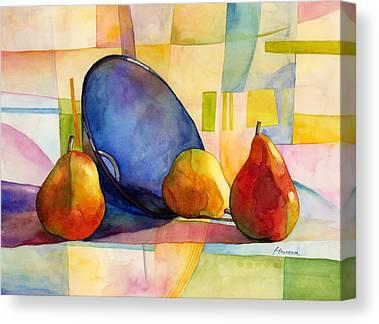 Abstract Pear Art Fine Art America