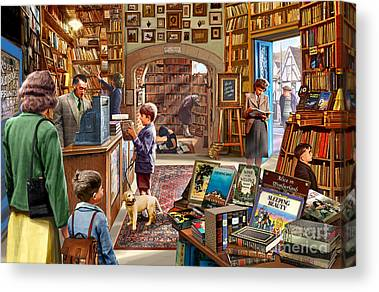 Designs Similar to Bookshop