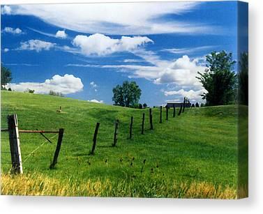 Designs Similar to Summer Landscape by Steve Karol