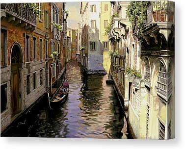 Venezia Canvas Prints