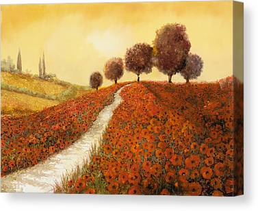 Tuscany Canvas Prints