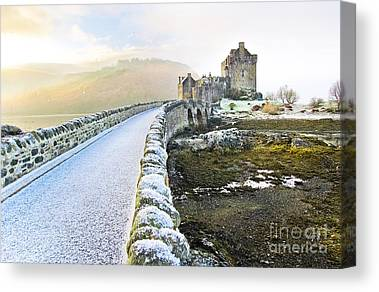 Stronghold Canvas Prints