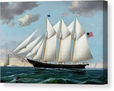 Fort Pierce Canvas Prints