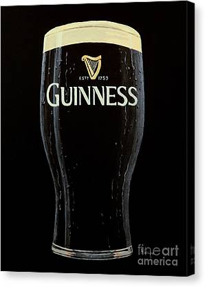 Pint of Irish Guinness Brewed in Dublin Framed Print Picture Ale Beer Art