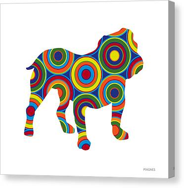 Colorful Art Canvas Prints