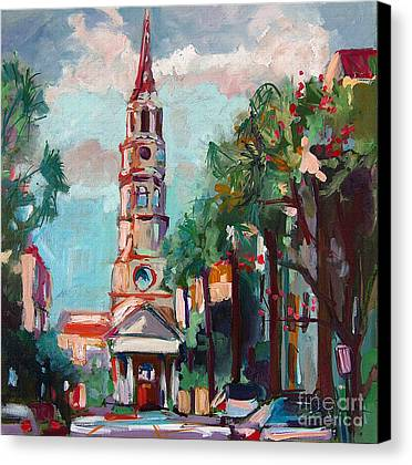 City Scene Paintings Limited Time Promotions
