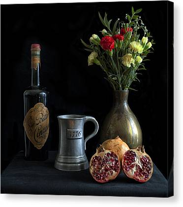Wine Bottle Paining Canvas Prints