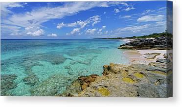 Turks And Caicos Islands Canvas Prints