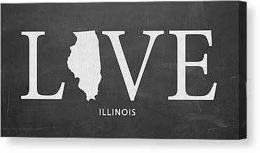 Illinois State University Canvas Prints