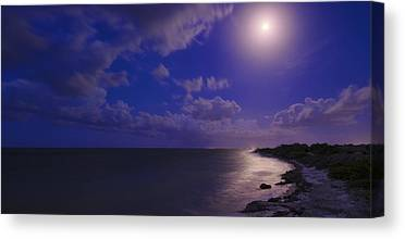 High Tide Canvas Prints