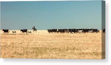 Farm And Ranch Canvas Prints