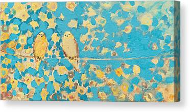 Swallow Canvas Prints