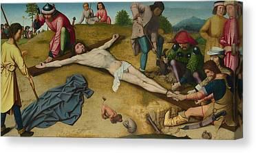 Early Christian Art Canvas Prints