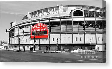 Chicago Cubs Canvas Prints
