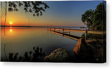 Finger Lakes Canvas Prints