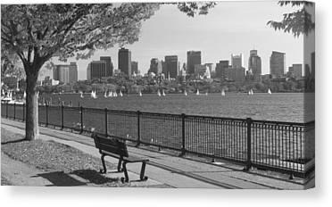Charles River Photographs Canvas Prints