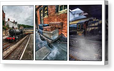 Tryptych Canvas Prints