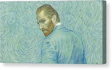 Vincent Canvas Prints