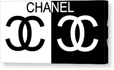 Chanel Canvas Prints