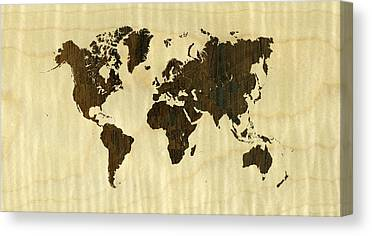 Finer World Canvas Prints