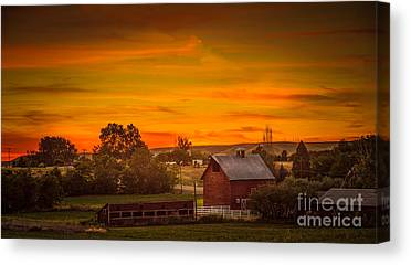 Gem County Canvas Prints