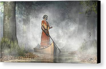 Canoe Digital Art Limited Time Promotions