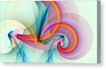 Fractal Canvas Prints