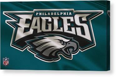 Philadelphia Eagles Canvas Prints