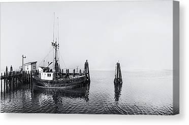 Bodega Bay Canvas Prints