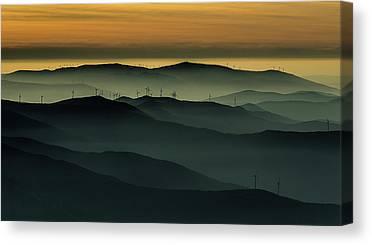 Serra Canvas Prints