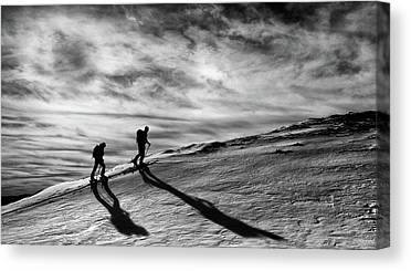 Backcountry Canvas Prints